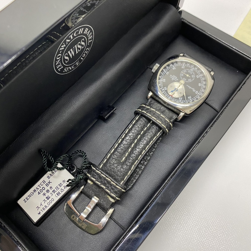 安曇野市 時計買取   ZENO WATCH BASEL 写真5