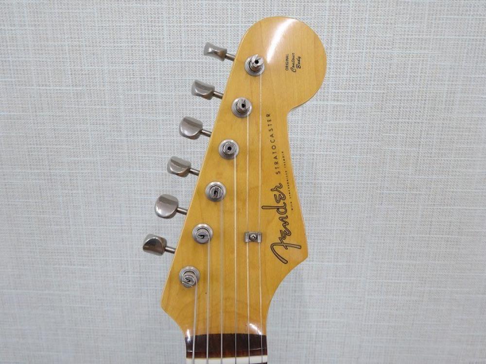 フェンダー エレキギター ストラトキャスター 長野県大町市 楽器買取 写真4
