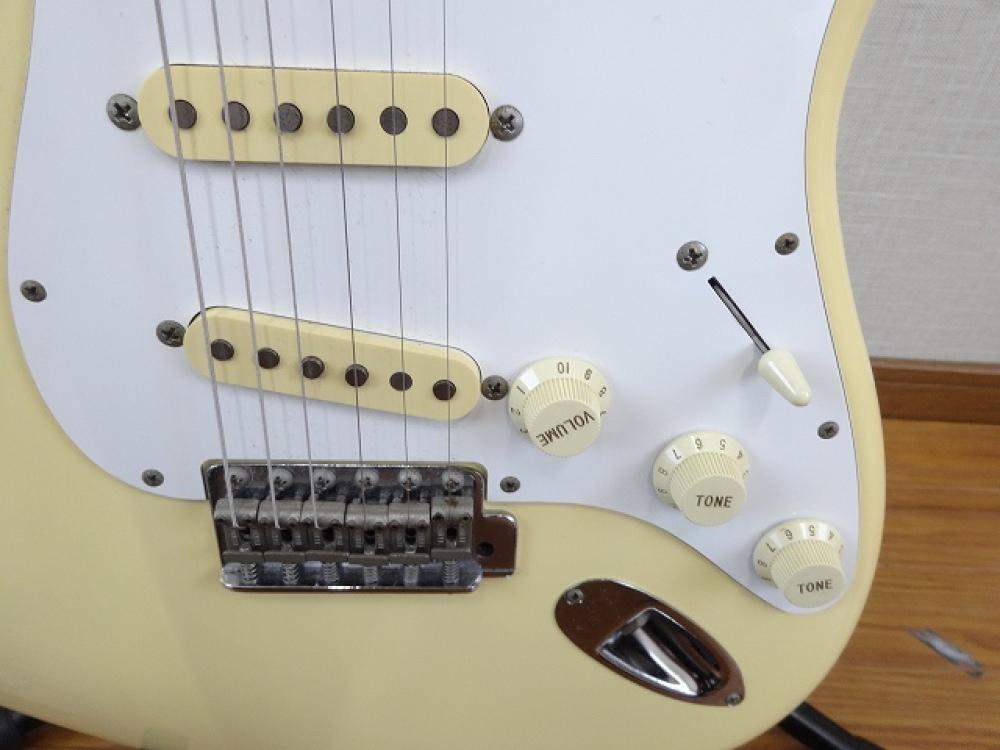 フェンダー エレキギター ストラトキャスター 長野県大町市 楽器買取 写真7