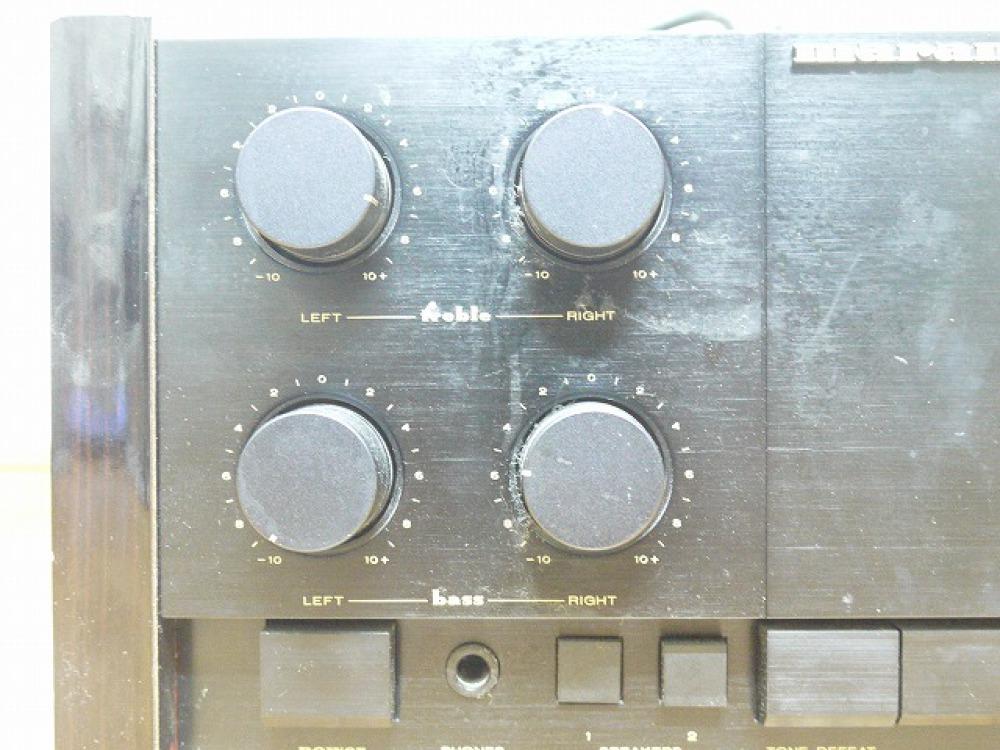 マランツ PM-74D プリメインアンプ 長野県上田市 音響機器買取 写真5