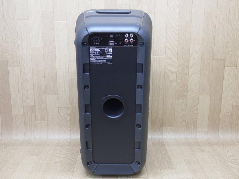 SONY ワイヤレススピーカー 音響機器買取 | 長野県安曇野  写真4