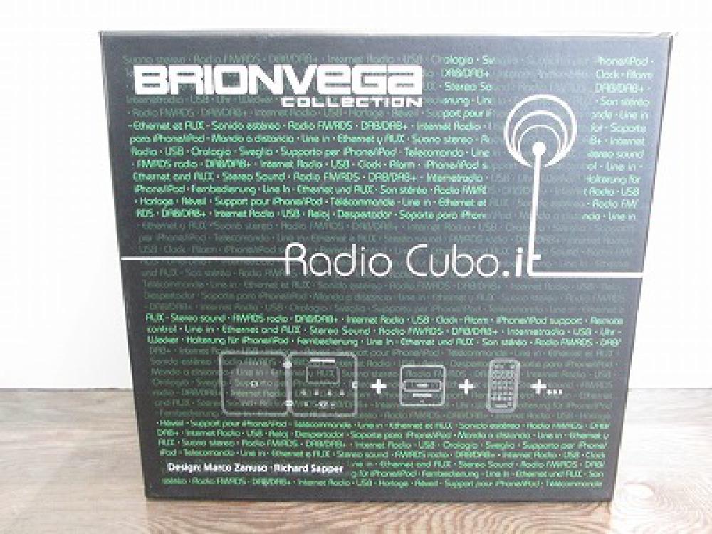 BRIONVEGA TS525ASJ キューブラジオ iPhone iPod 長野県塩尻市 音響機器買取 写真6