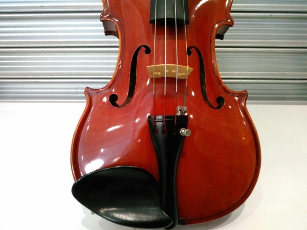 SUZUKI NO.330 バイオリン 1995 1/2サイズ 長野県長野市 楽器買取 写真4