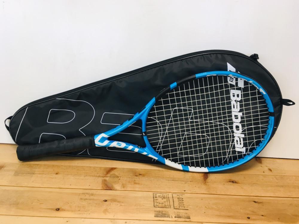 babolat  硬式用テニスラケット ピュアドライブ ブルー 2018モデル G2 スポーツ用品買取 | 長野県松本市