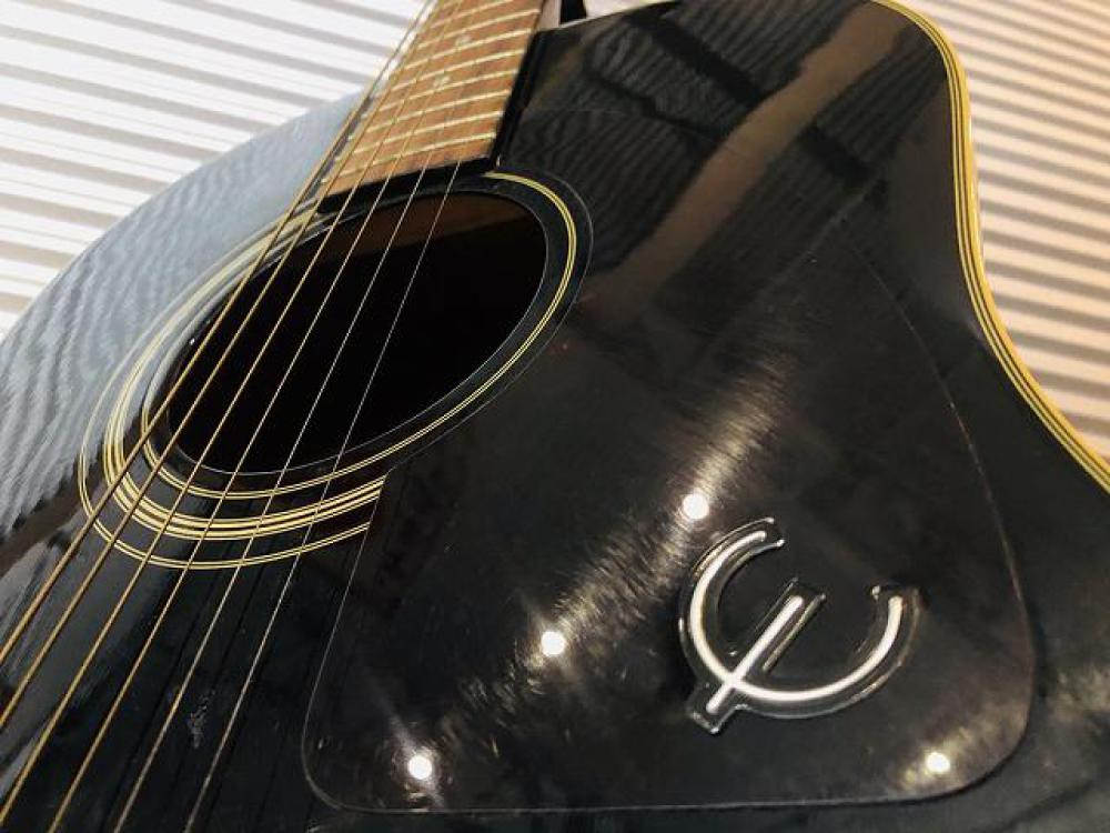 Epiphone アコースティックギター AJ15EB 長野県塩尻市 楽器買取 写真3
