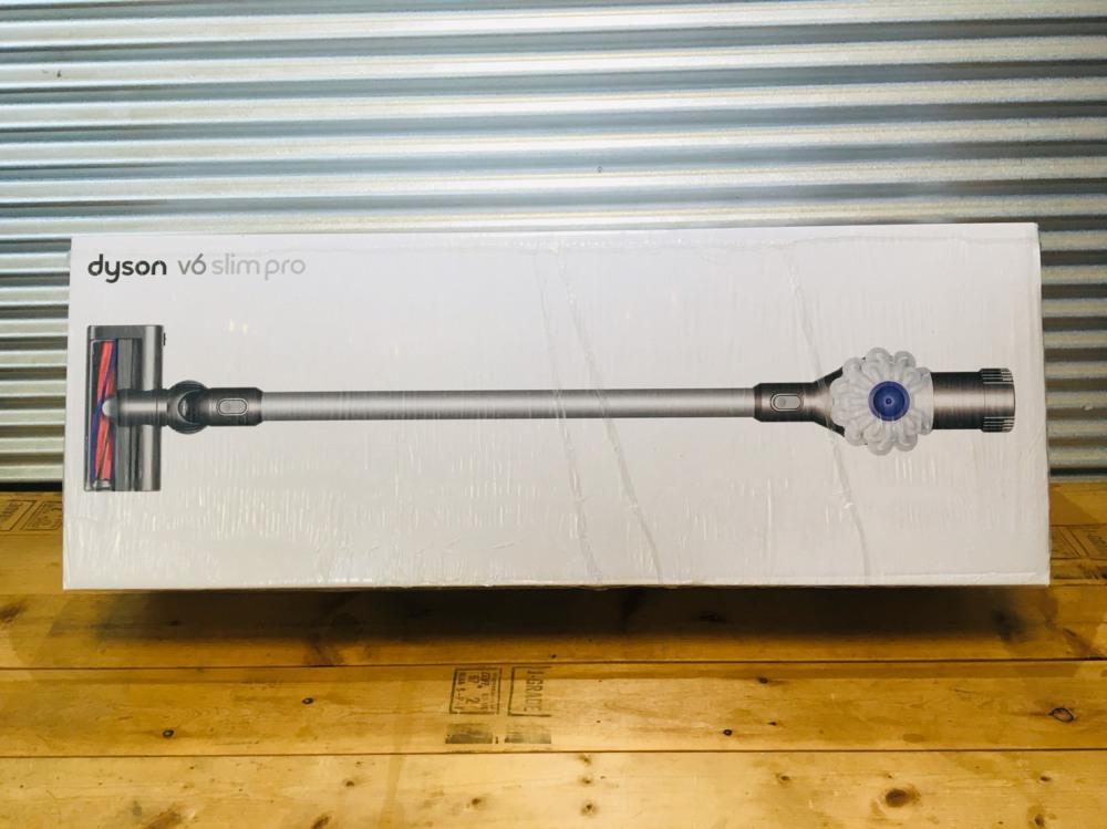 ダイソン コードレスクリーナー V6 家電買取 | 長野県安曇野市