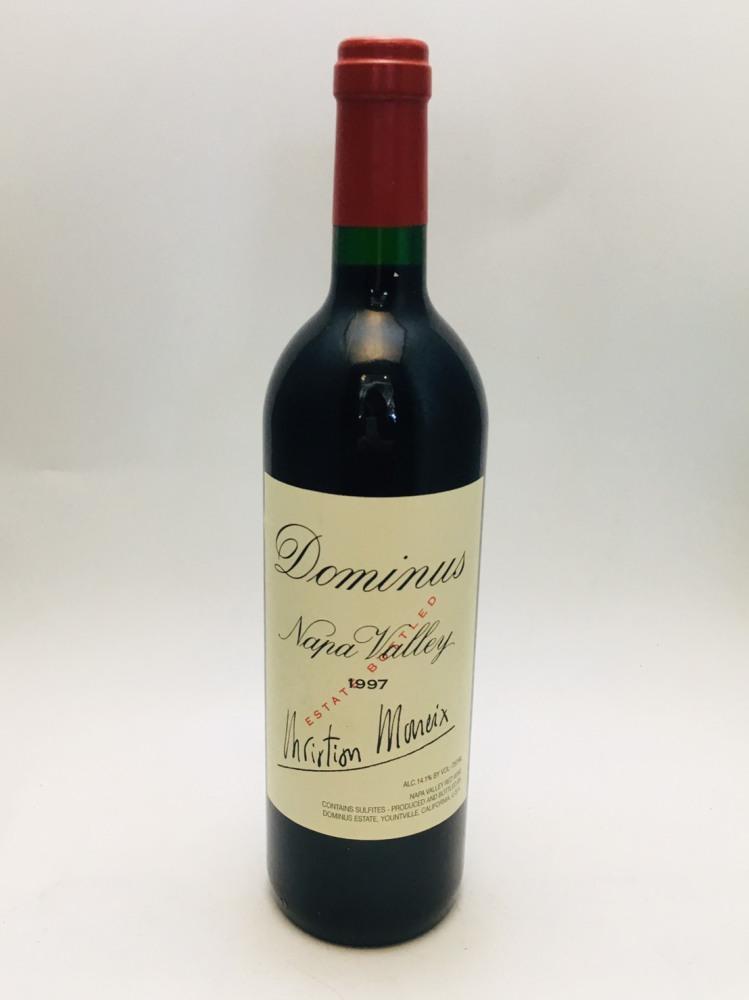 果実酒 ドミナスエステート ナパヴァレー 1997 750ml 14度未満長野県諏訪市 ワイン買取