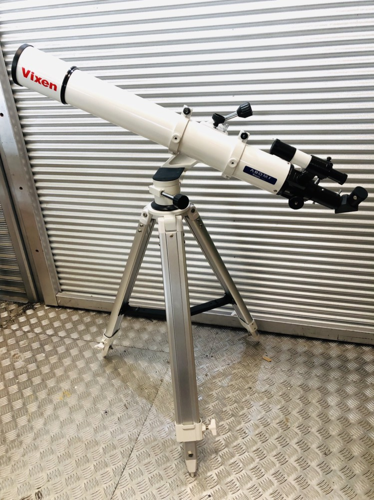 Vixen 天体望遠鏡 A80MF 長野県安曇野市 アウトドア用品買取