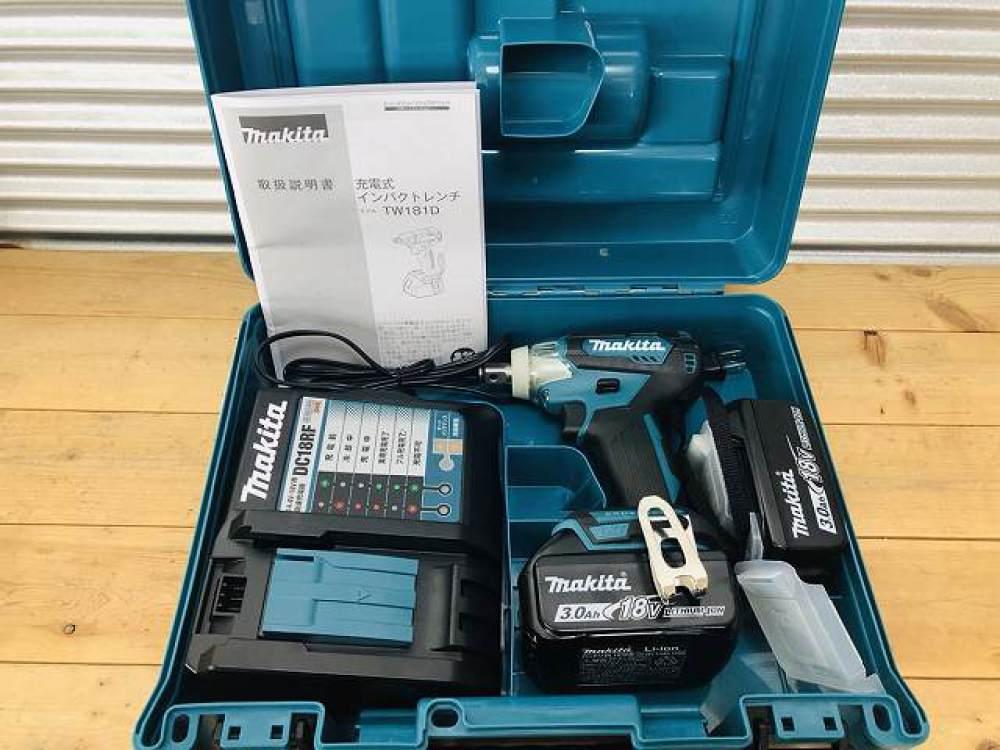 マキタ 充電式インパクトレンチ 長野県 塩尻市 工具買取