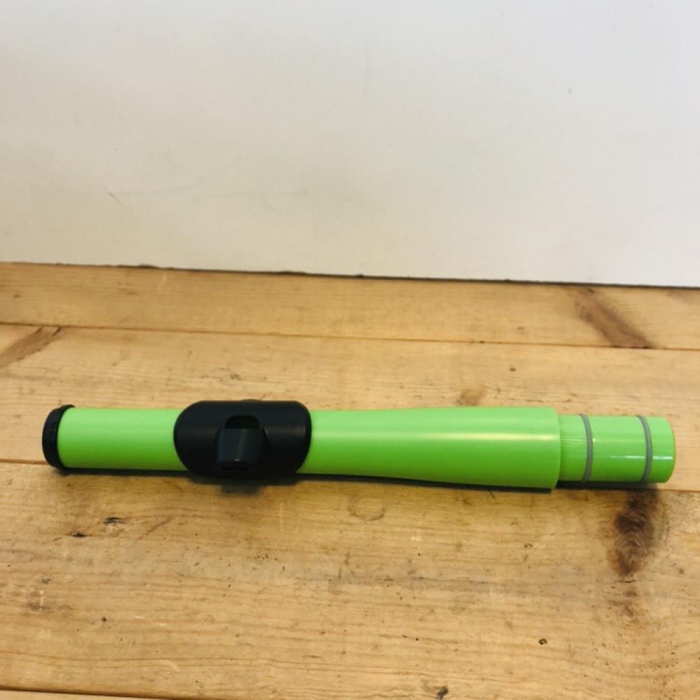 nuvo プラスチック製フルート SE200FGR グリーン ケース付 長野県大町市 楽器買取 写真6