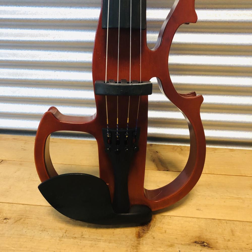 バイオリンパレット Valente エレキバイオリン EVN-37 長野県安曇野市 楽器買取 写真5