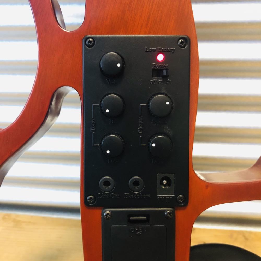 バイオリンパレット Valente エレキバイオリン EVN-37 長野県安曇野市 楽器買取 写真10