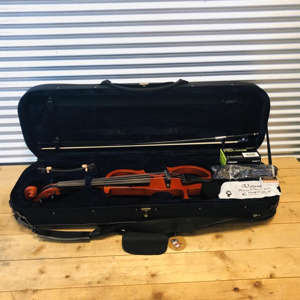 バイオリンパレット Valente エレキバイオリン EVN-37 長野県安曇野市 楽器買取 写真2