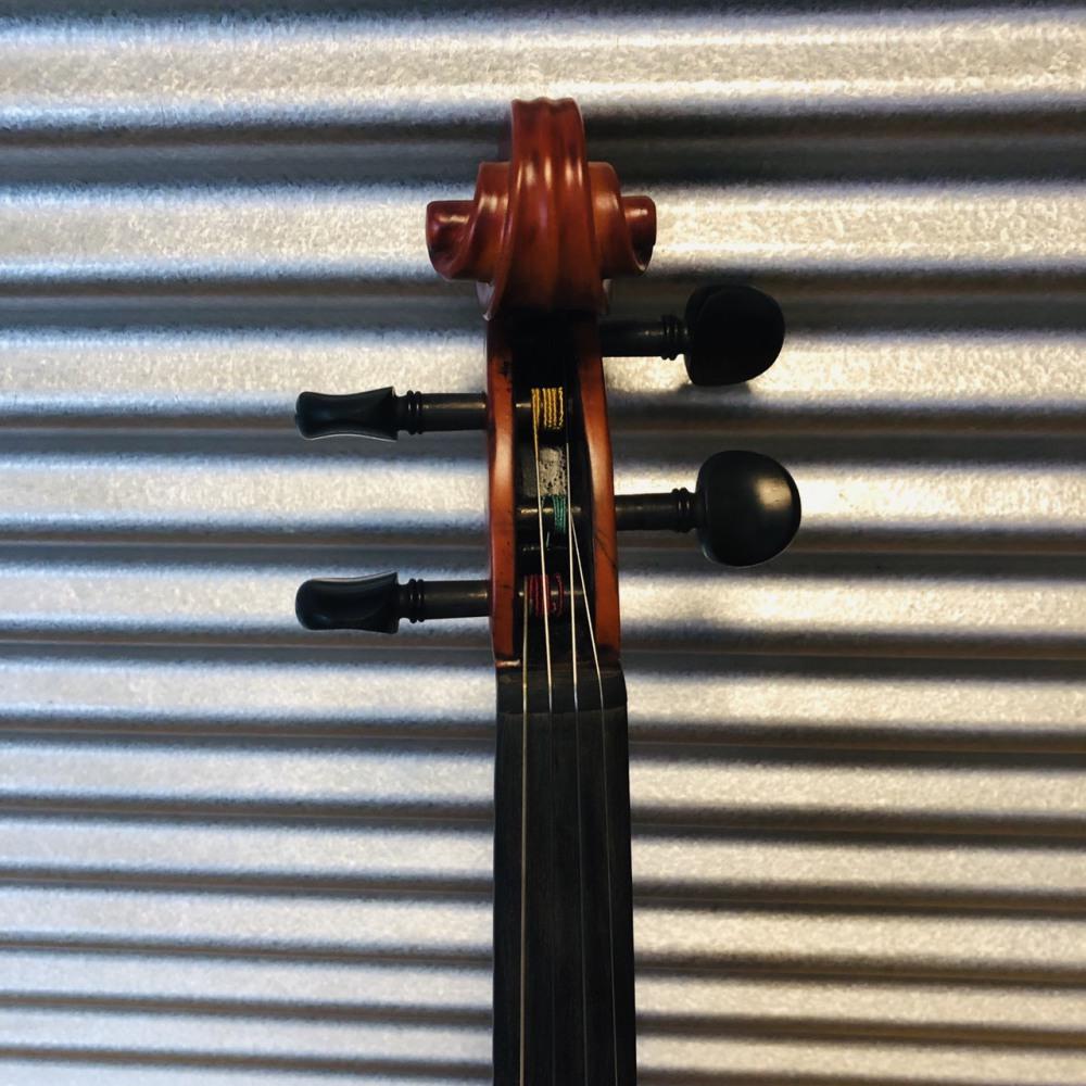 バイオリンパレット Valente エレキバイオリン EVN-37 長野県安曇野市 楽器買取 写真3