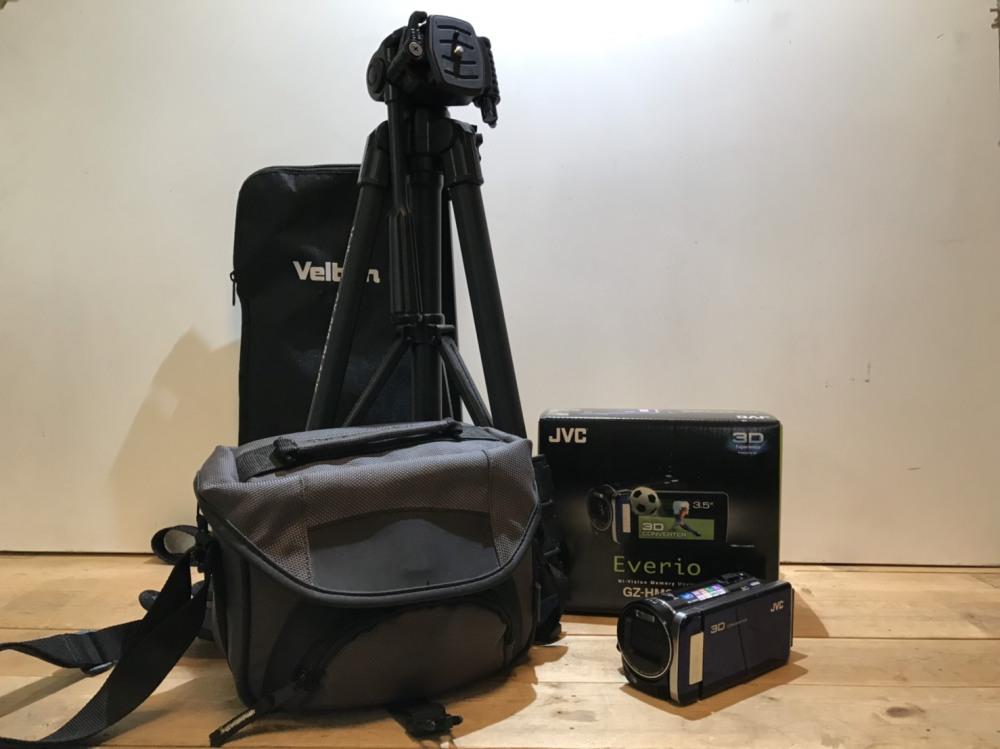 ビクター JVC GZ-HM990 ビデオカメラ 家電買取 | 長野県松本市