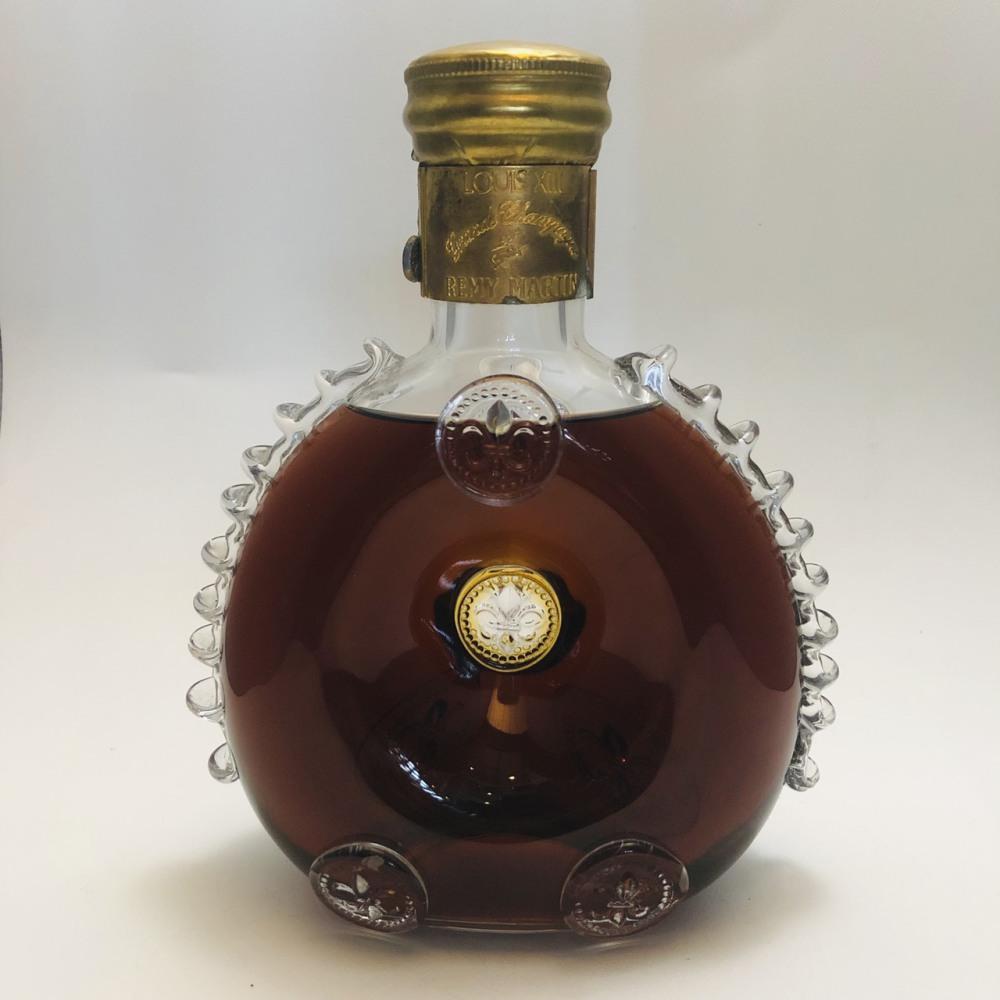 brandy RemyMartin ルイ13世 700ml Baccaratボトル 長野県長野市 お酒買取