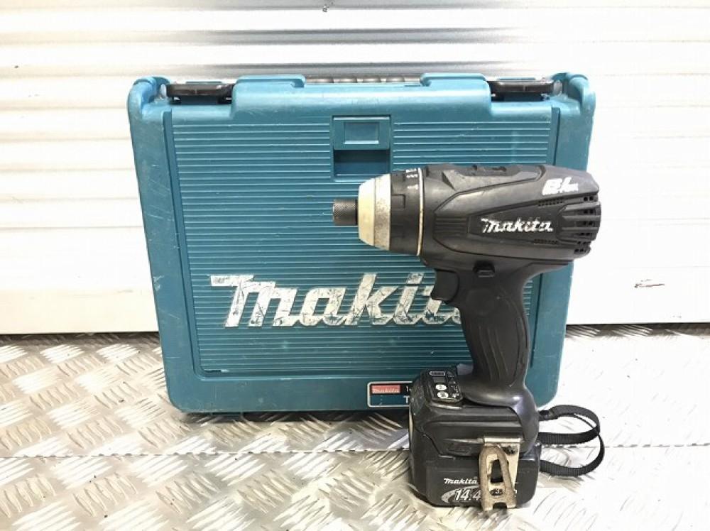 松本市 工具買取 | makita 充電式インパクトドライバ TD131DRFXB