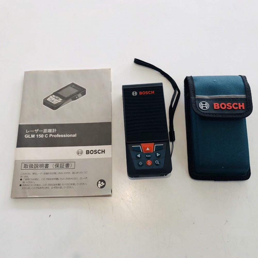 諏訪市 工具買取 | ボッシュ レーザー距離計 GLM150C