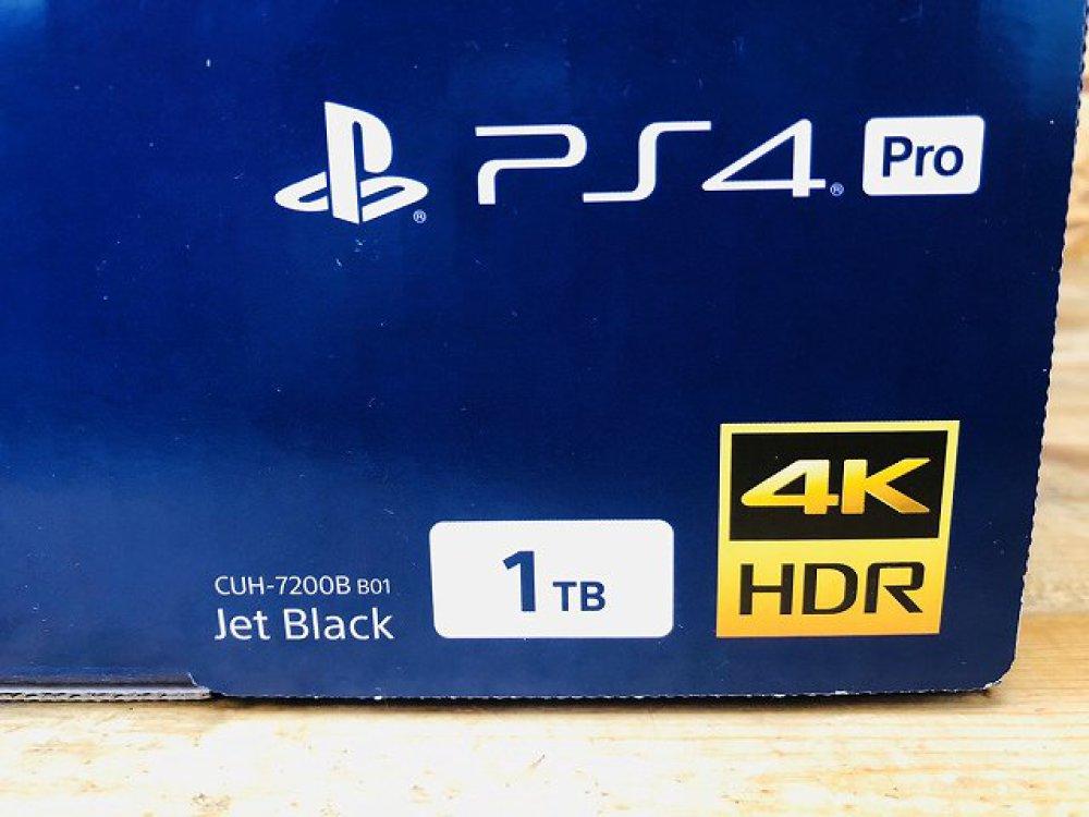 安曇野市 ゲーム買取 | ソニー PS4 1TB 写真2