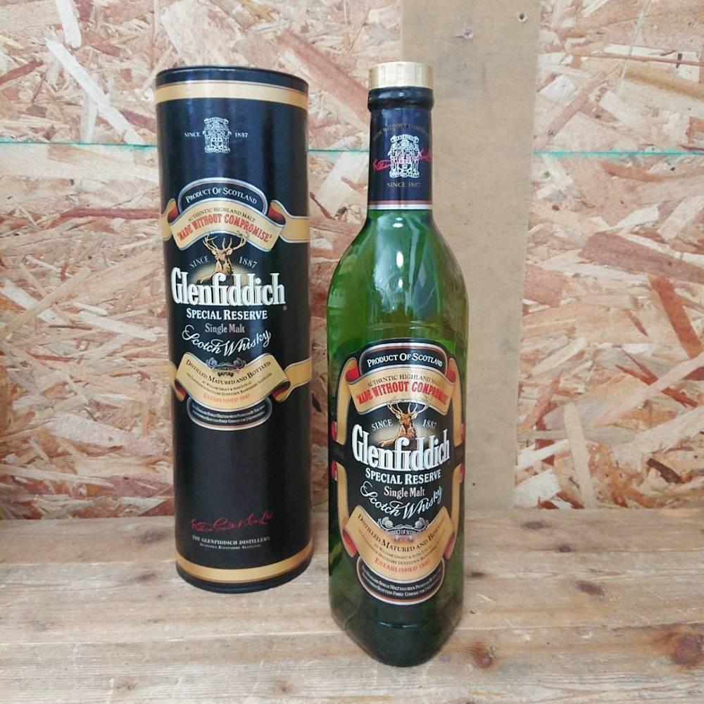 安曇野市 お酒買取 | グレンフィディック スペシャルリザーブ ウイスキー 750ml 43%