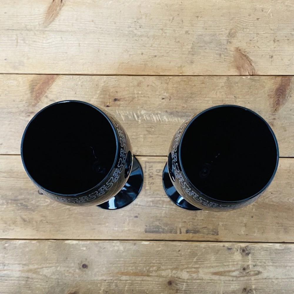 安曇野市 ブランド食器買取   ドンペリニヨン ペアグラス 写真4