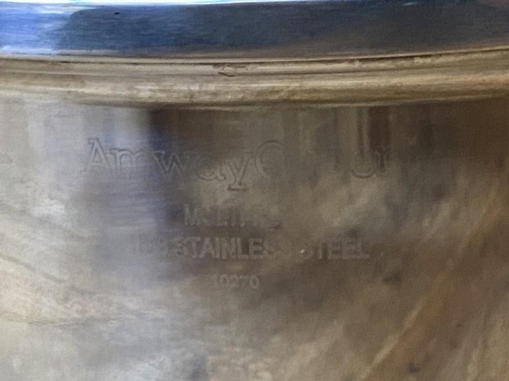 安曇野市 ブランド食器買取 | アムウェイクイーン 鍋セット 写真7