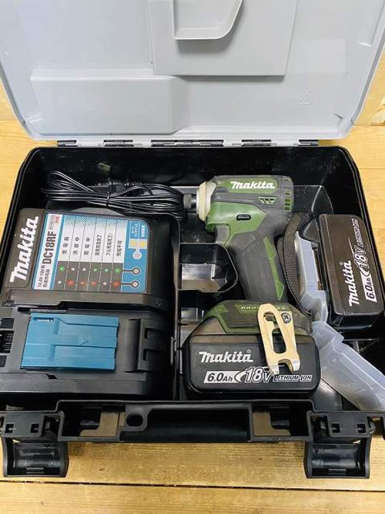 マキタ インパクトドライバー TD171DRGX|松本市買取 写真2