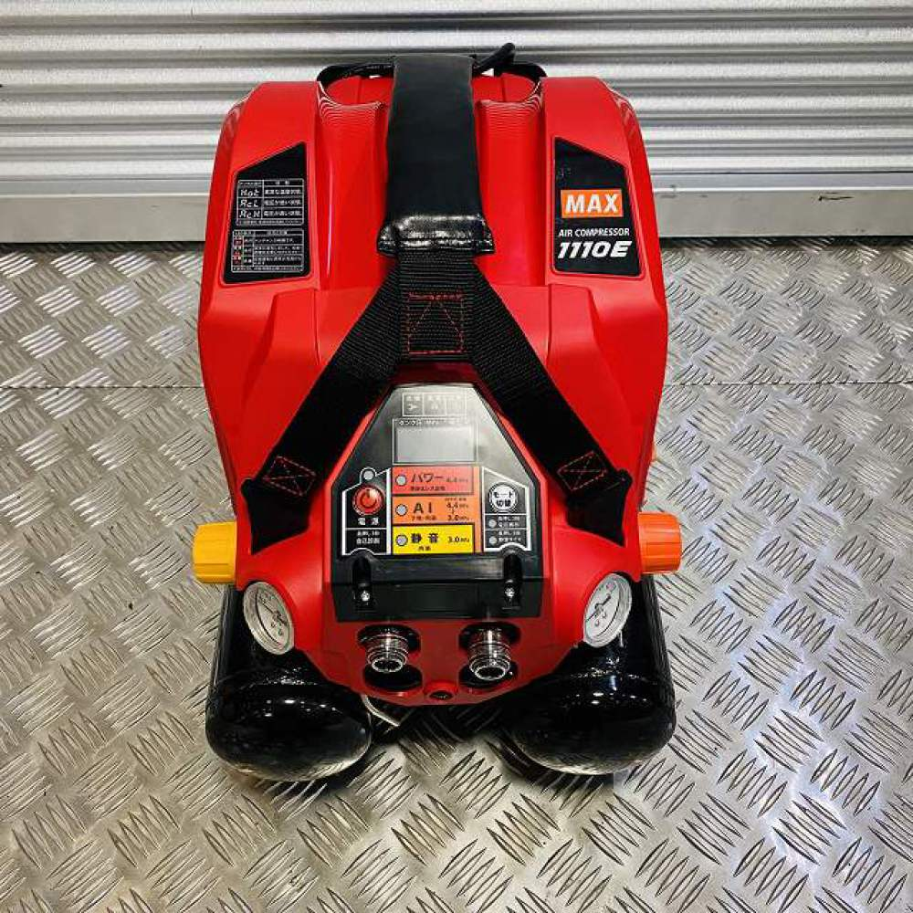 MAX エアコンプレッサ AK-HL1110EA 松本市買取 写真4