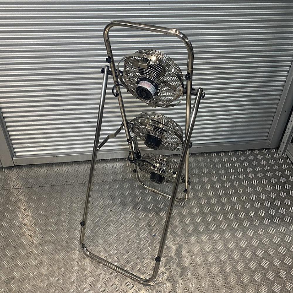 安曇野市 家電買取   メタルトリプルファン PR-F034 写真6