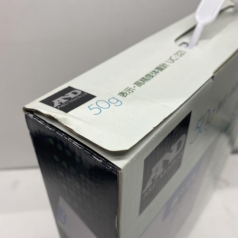長野市 家電買取   A&D 体重計 UC-321 写真10