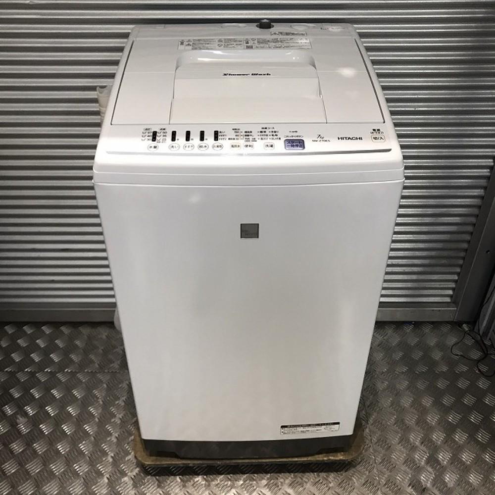 安曇野市 工具買取   日立 洗濯機  NW-Z70E5 写真4