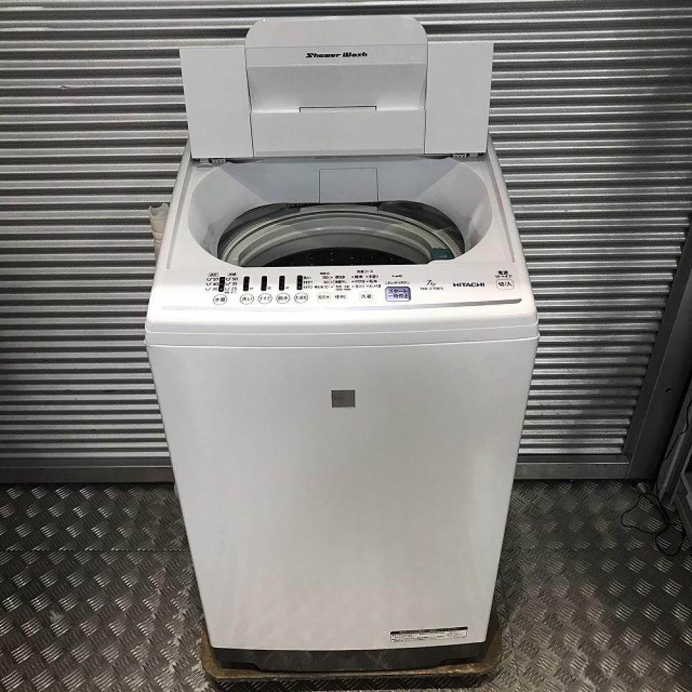 安曇野市 工具買取   日立 洗濯機  NW-Z70E5 写真5
