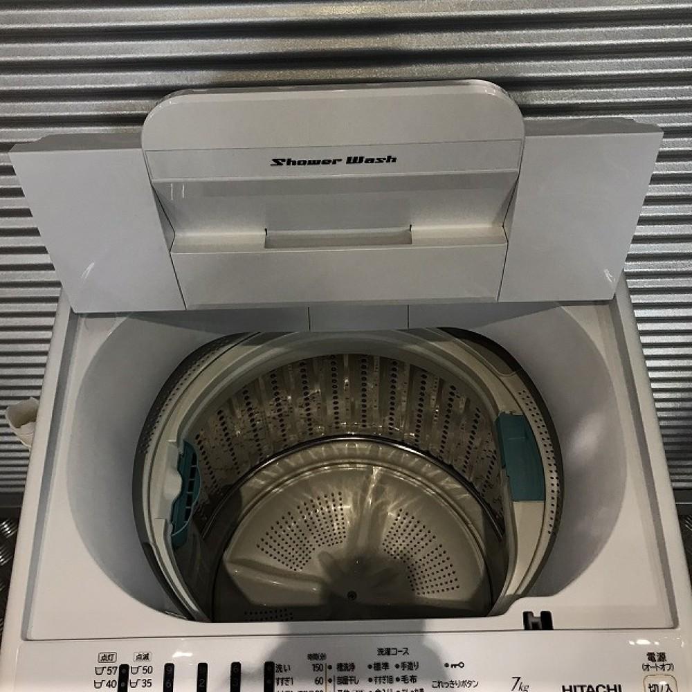 安曇野市 工具買取   日立 洗濯機  NW-Z70E5 写真7