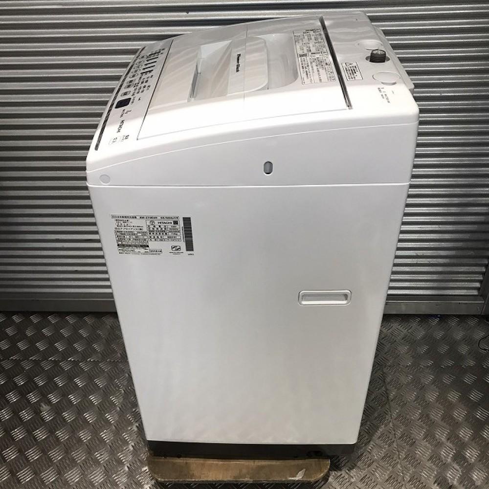 安曇野市 工具買取   日立 洗濯機  NW-Z70E5 写真9