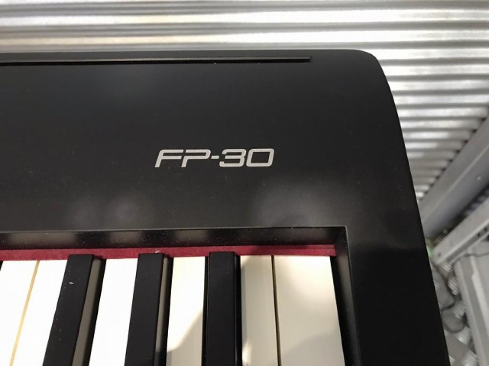 長野市 家電買取 | Roland 電子ピアノ FP-30 写真2