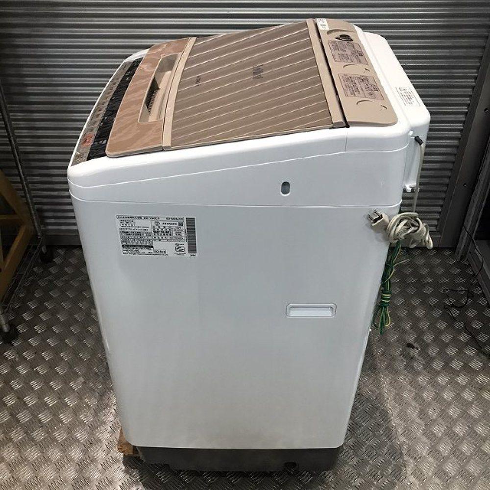 長野市 家電買取   HITACH 洗濯機  BW-V90C 写真8