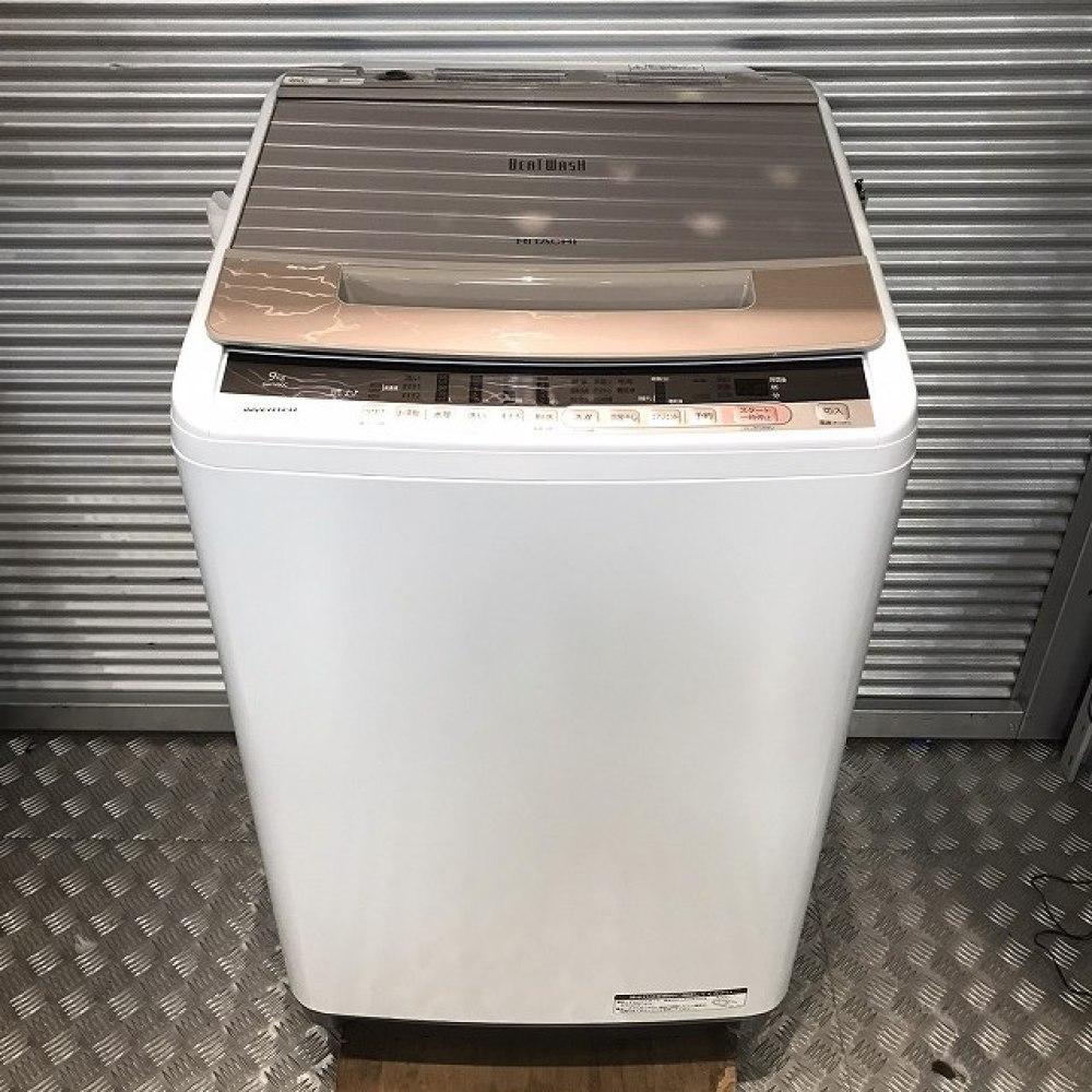 長野市 家電買取   HITACH 洗濯機  BW-V90C 写真4