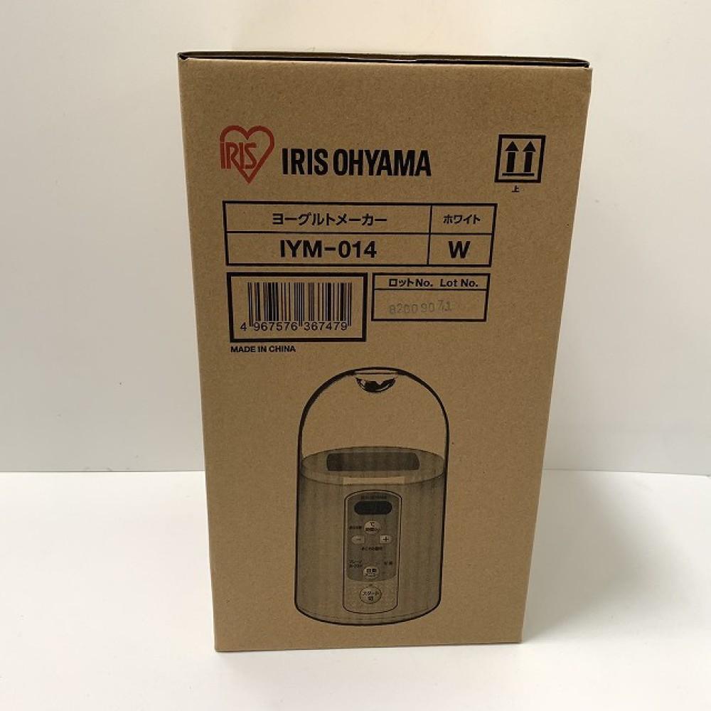 長野市 家電買取 | IRIS OYAMA ヨーグルトメーカ IYM-014
