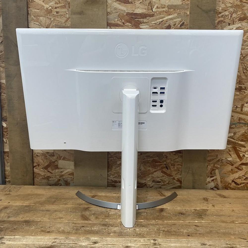長野市 家電買取 | LG フレームレスモニター 32UD99-W 写真7