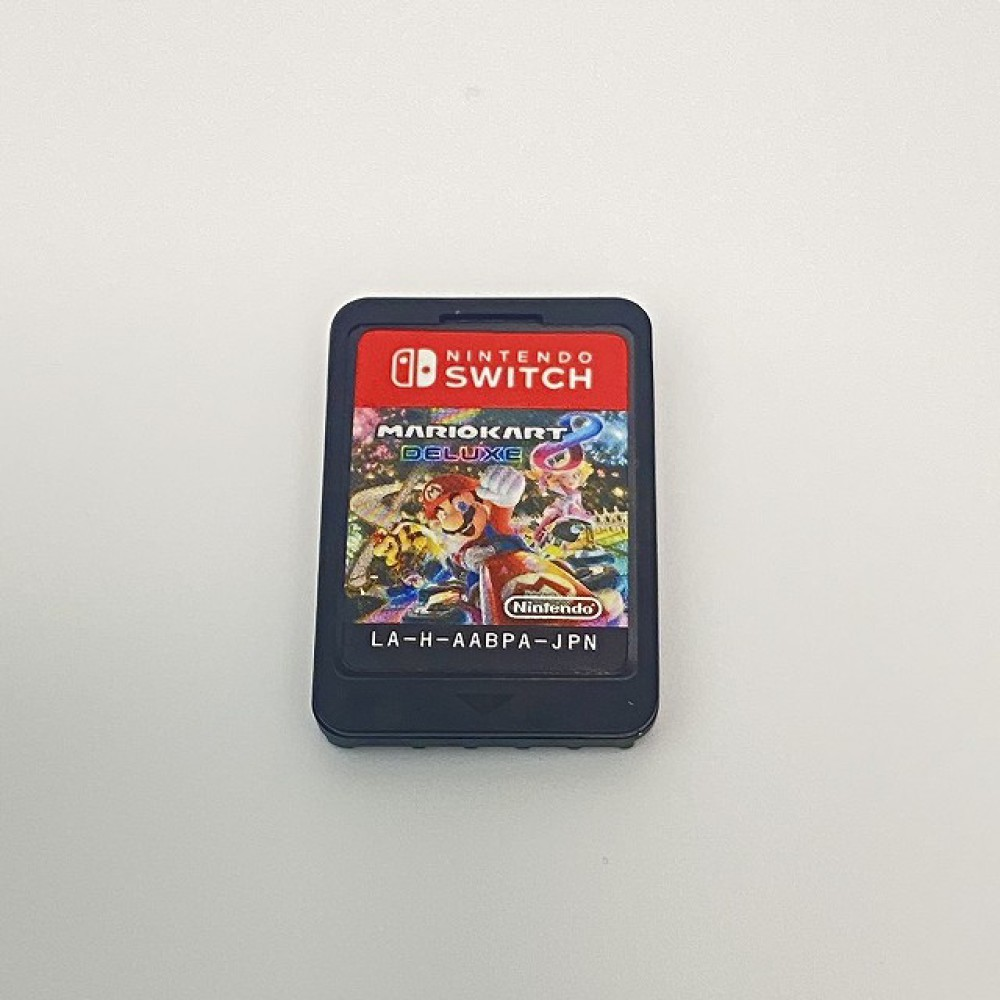 松本市 ゲーム買取 | 任天堂 スイッチ用ソフト マリオカート8 デラックッス