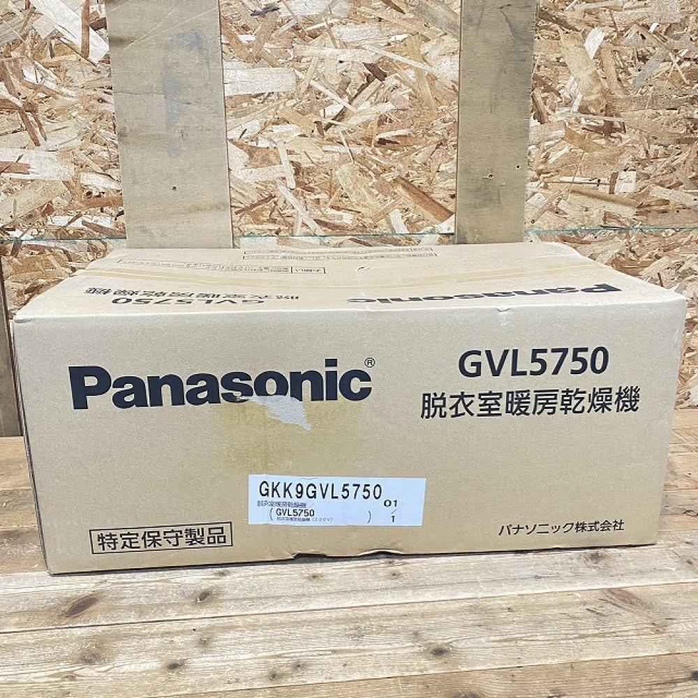 長野市 家電買取 | Panasonic 脱衣室暖房乾燥機 GVL5750 写真3