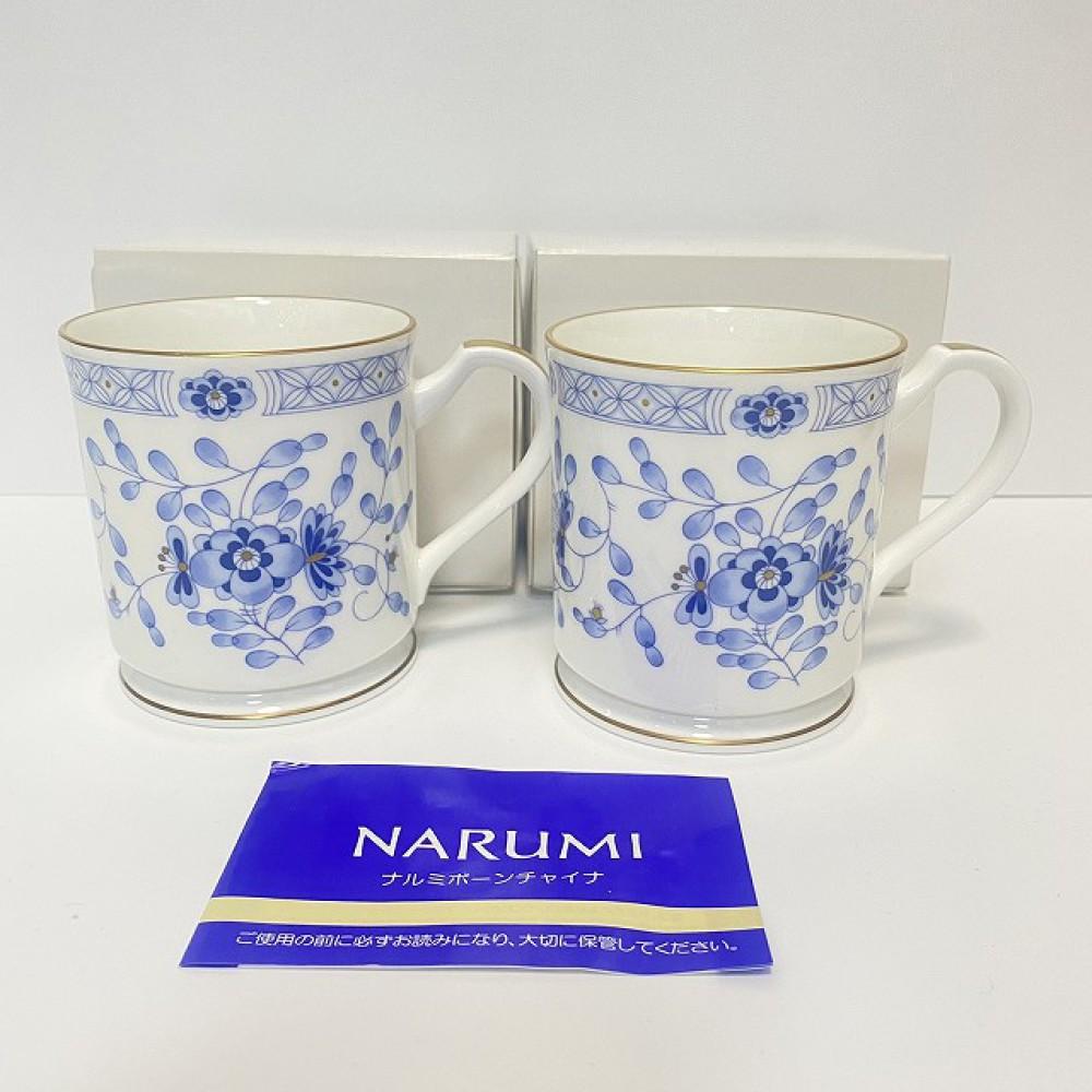 長野市 食器買取 | NARUMI ミラノ マグカップ