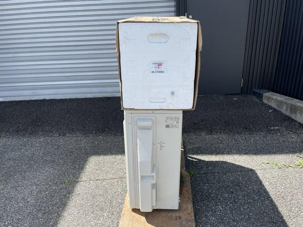 長野市 家電買取 | 富士通 ルームエアコン AS-ZT400K2 写真6