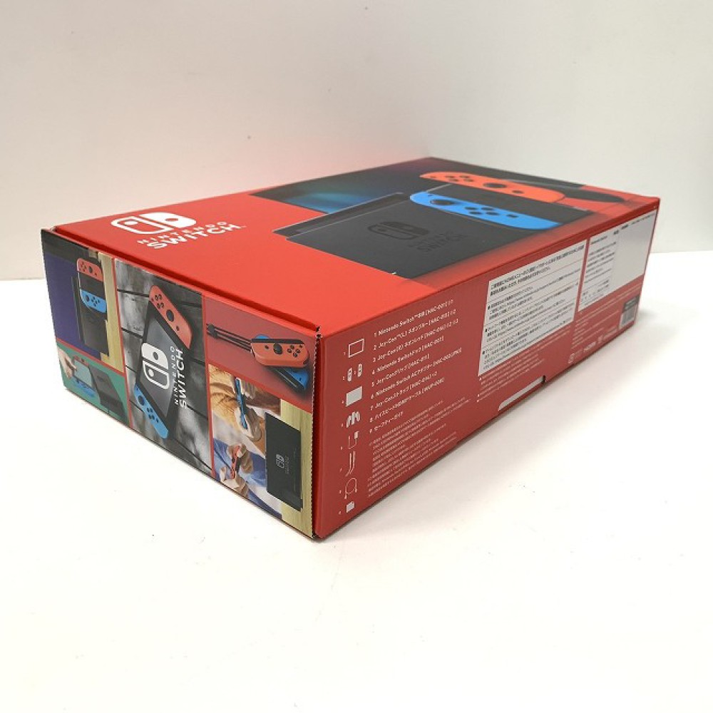 長野市 ゲーム機買取 | 任天堂 Nintendo Switch HAD-S-KABAA(JPN) 写真4