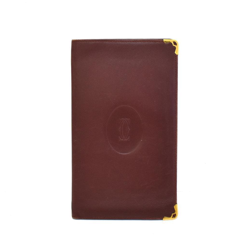 Cartier カルティエ 手帳カバー レザー | 長野県松本市ブランド買取