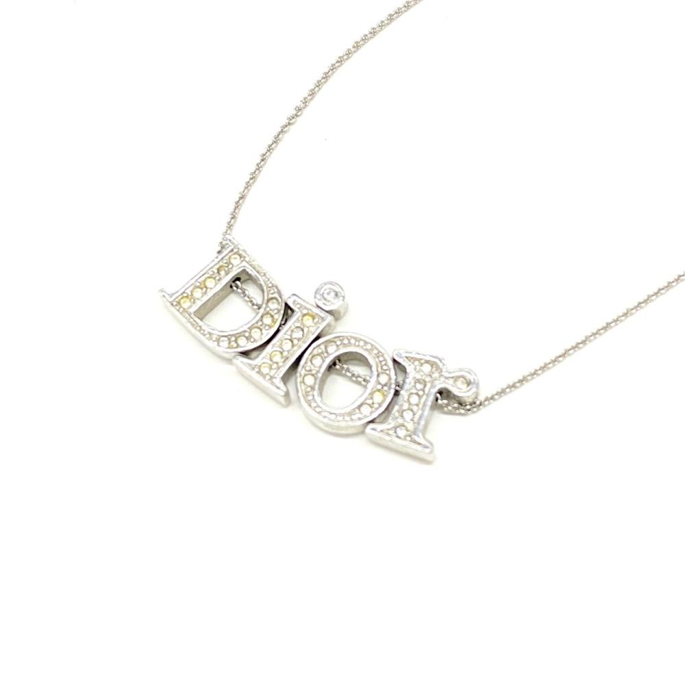 安曇野市 ブランド買取   Christian Dior ネックレス