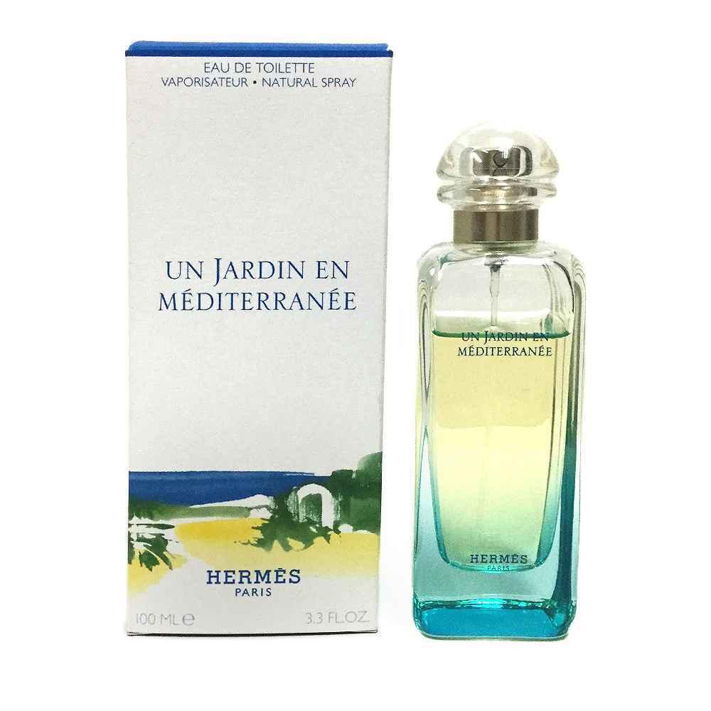 HERMES エルメス 香水 地中海の庭 | 長野県松本市ブランド香水買取