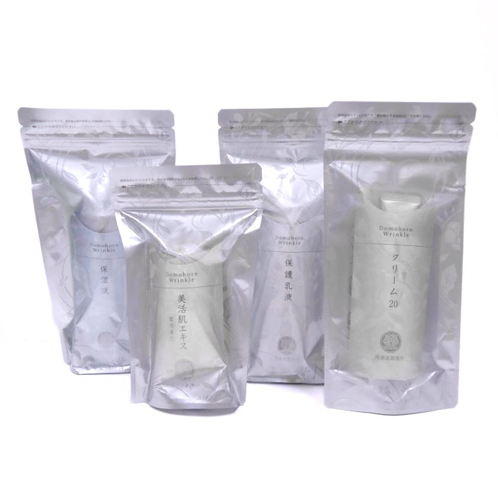 ドモホルンリンクル 基本4点セット 保湿液 薬用美白エキス クリーム20 保護乳液 | 長野県松本市 写真2