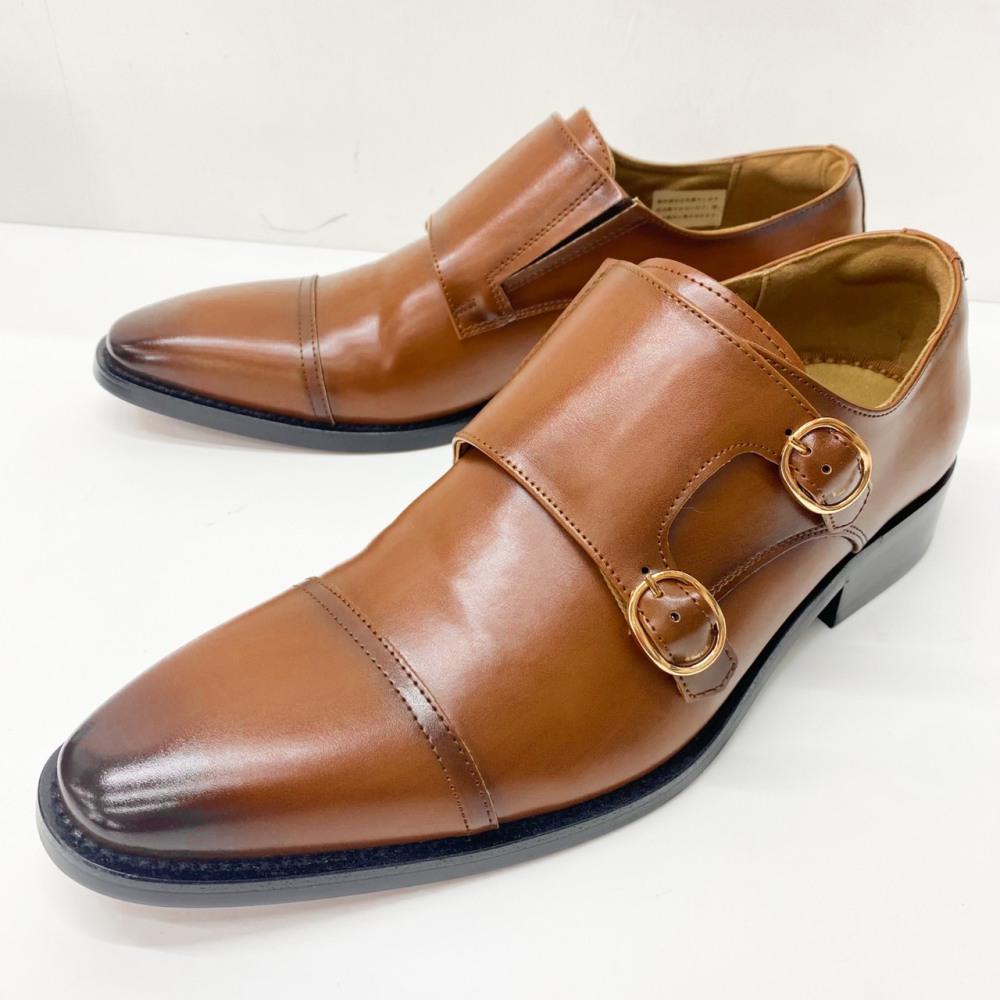 安曇野市 古着買取   Romlegen 革靴