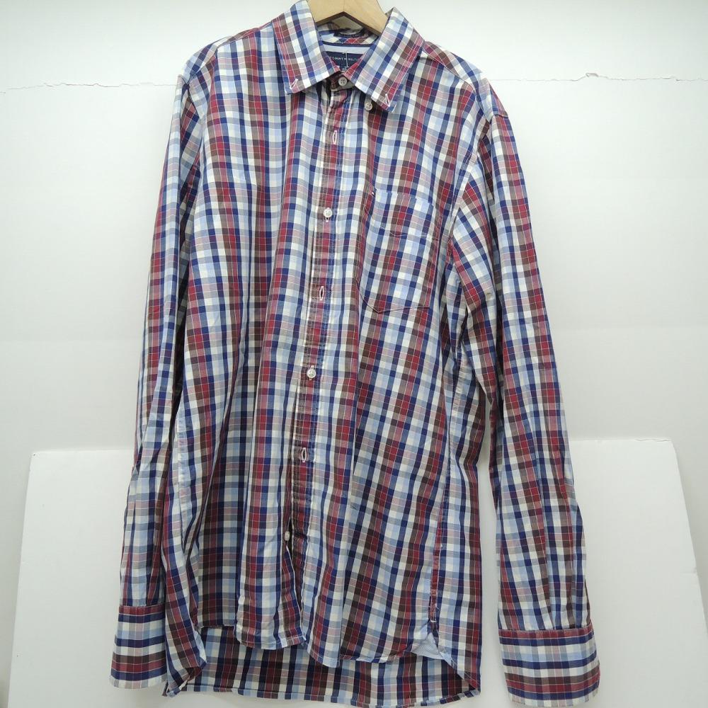 松本市 古着買取   TOMMY HILFIGER シャツ